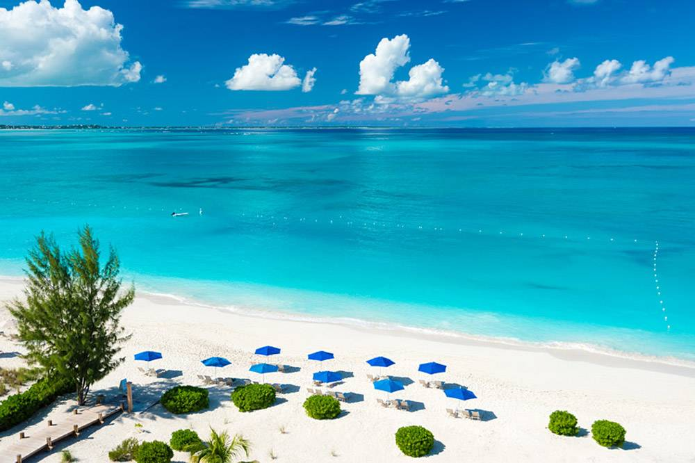 Top Resorts On Grace Bay Beach