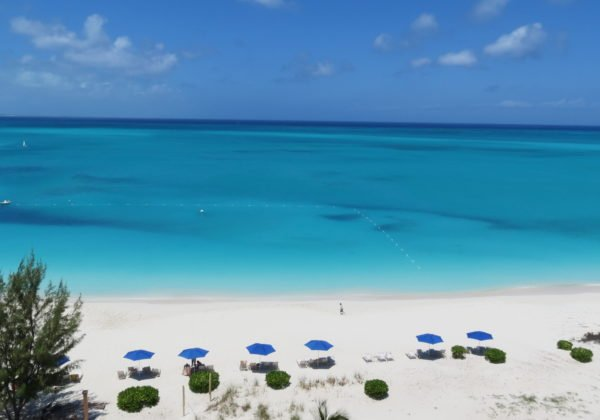 Lovely Beachfront On Grace Bay Turks And Caicos Luxury Resorts