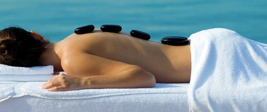 Enjoy A Relaxing Massage In Your Oceanfront Suite At Venetian On Grace Bay