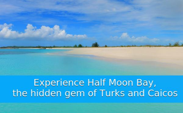 Half Moon Bay, Turks And Caicos