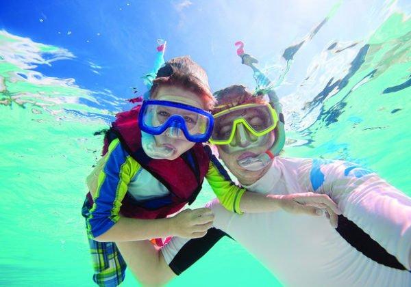 Snorkeling Heaven