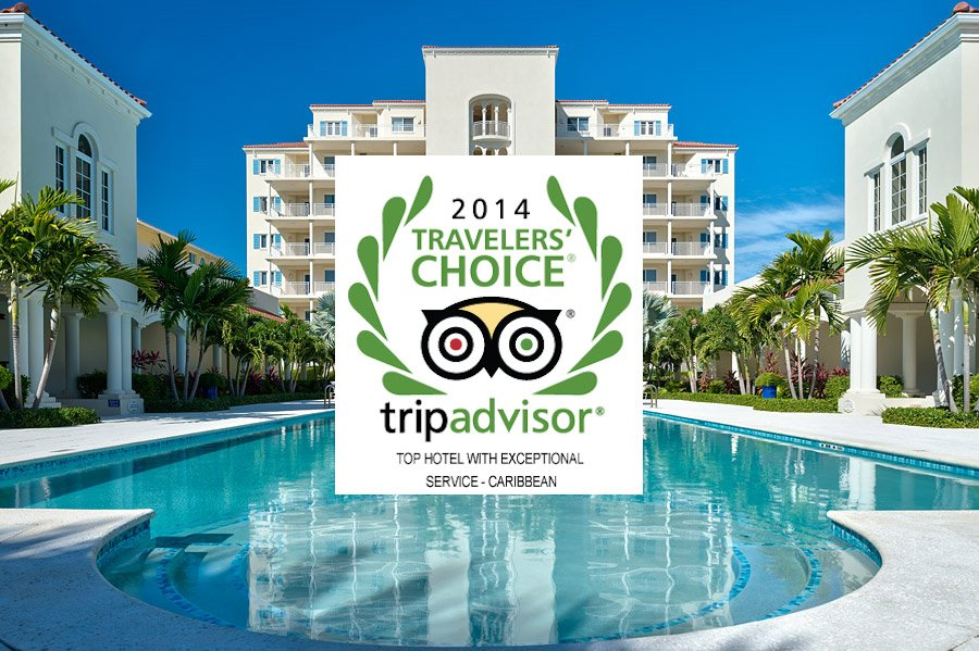 The Venetian On Grace Bay HONORED IN THE 2014 TRIPADVISOR TRAVELERS' CHOICE HOTELS AWARDS