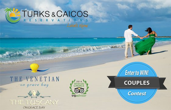 Turks & Caicos Couples Contest!