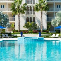 Venitian Turks Swimming Pool