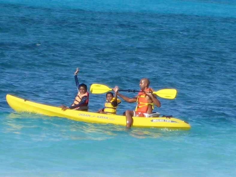 Fun things that Kids do in Turks and Caicos