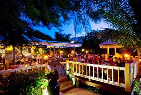 Caicos Cafe Restaurant
