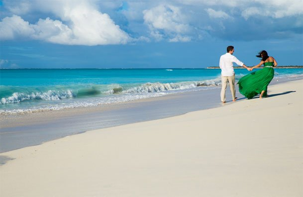 Turks And Caicos- A Lover's Paradise