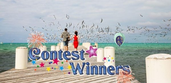 Congratulations To Our COUPLES Contest Winners!