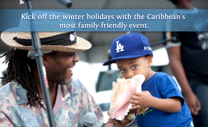 The Conch Festival – A TCI Favorite