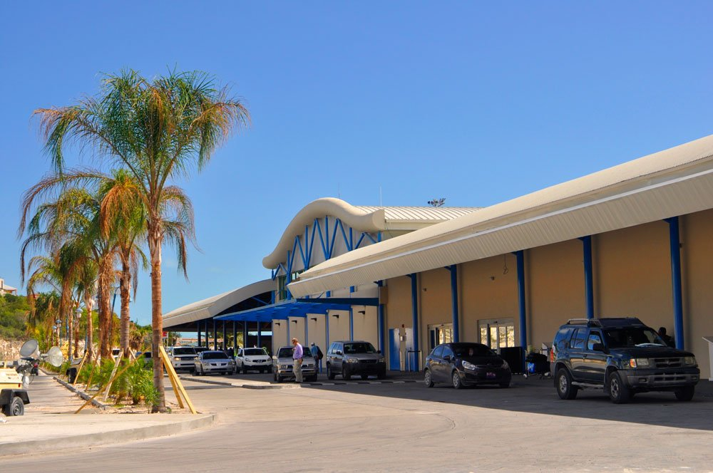 Providenciales Airport Turks And Caicos