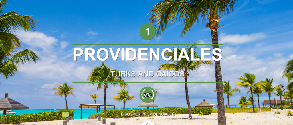 Providenciales In Turks And Caicos Named World's Top Island For Vacationers
