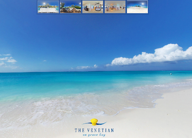 Turks And Caicos Resort The Venetian On Grace Bay Launches New Web Presence