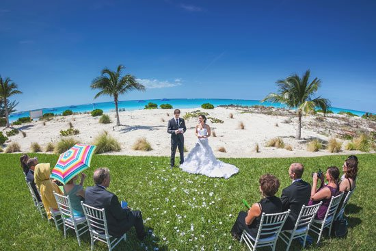 Grace Bay Beach Ranked #2 Beach In The Caribbean For Weddings