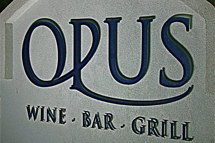 opus wine bar turks and caicos