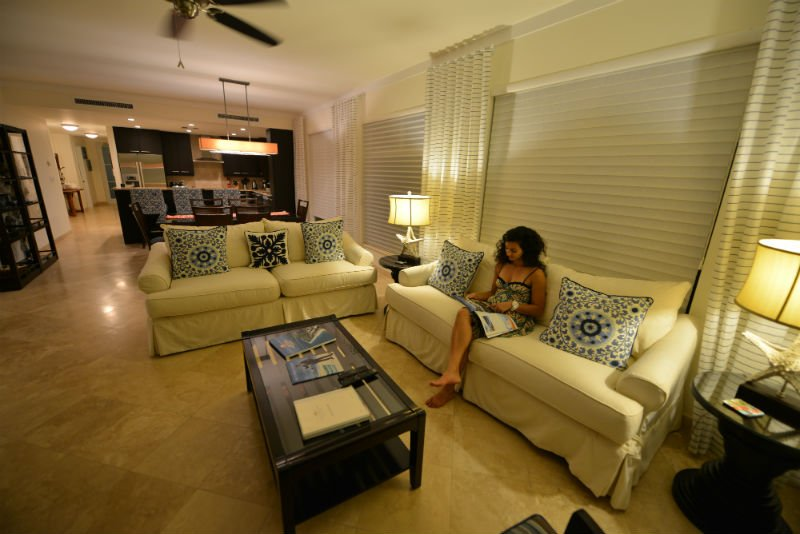 the venetian: room