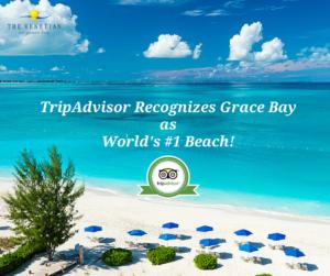 grace bay world's #1 beach