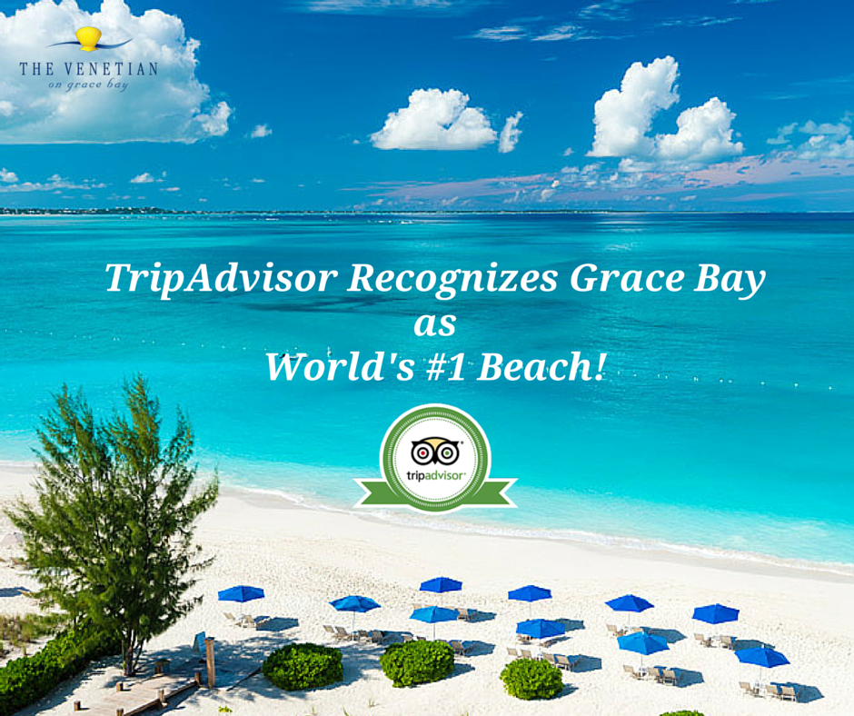 Grace Bay Beach Named The Best Beach In The World