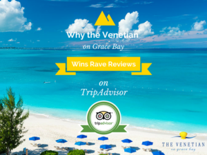 why the venetian on grace bay