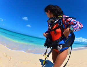 scuba diving turks and caicos