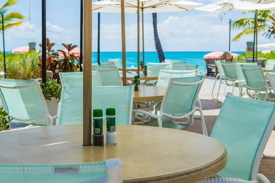 Restaurants Near Grace Bay Beach In Turks And Caicos
