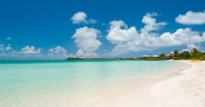 turquoise beach turks and caicos