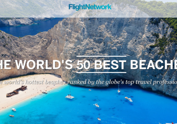 Flight Network: The World's Best Beaches