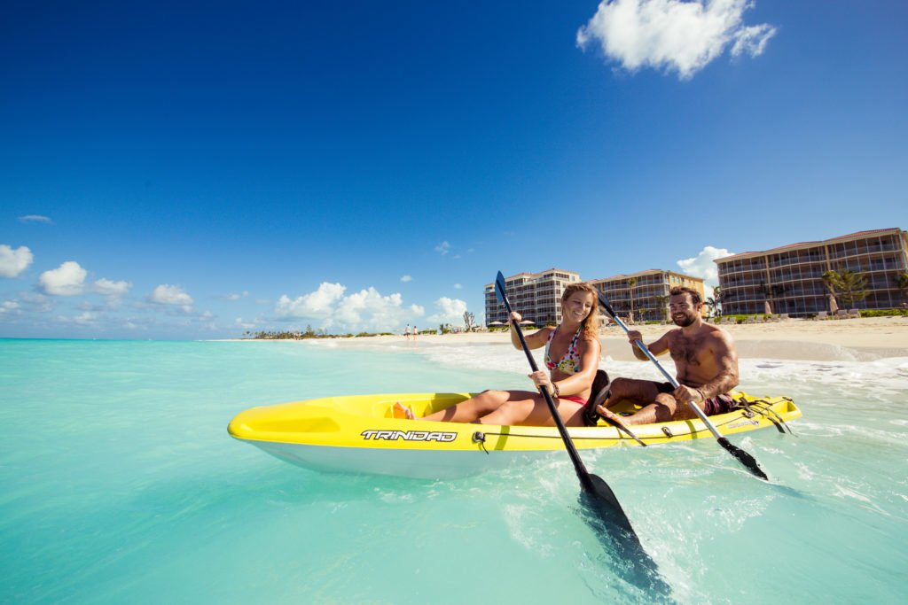 kayak grace bay turks and caicos