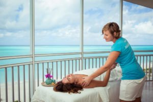 relax on grace bay