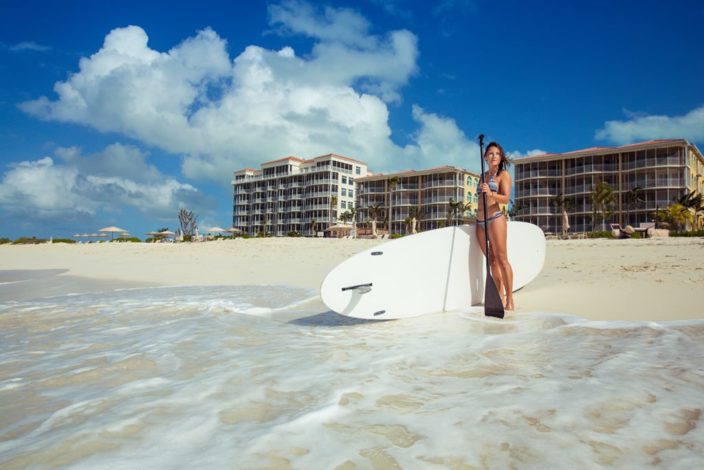 water sport on grace bay turks and caicos