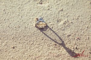Engagement ring/Wedding ring: Attimi Photography - Getting Engaged at the Venetian on Grace Bay Beach