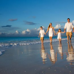 Family Holiday The Venetian On Grace Bay