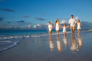 family holiday the venetian on grace bay