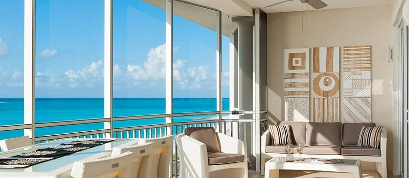 Luxury Suites On Grace Bay Turks And Caicos