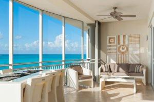 Two bedroom suites oceanfront