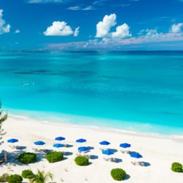 Turks And Caicos Beach - The Venetian On Grace Bay