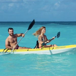 Activities - The Venetian: Kayaking