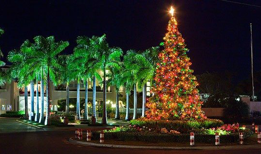 christmas in turks and caicos
