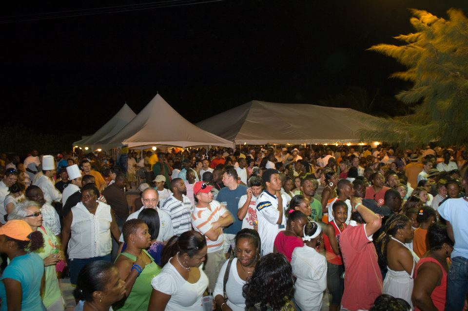 night events - turks and caicos conch festival