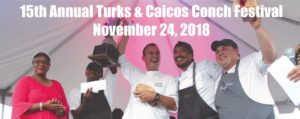 annual turks and caicos conch festival 2018