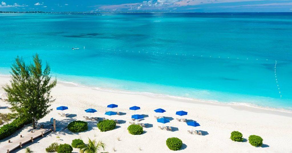 Destination Weddings on Grace Bay Beach