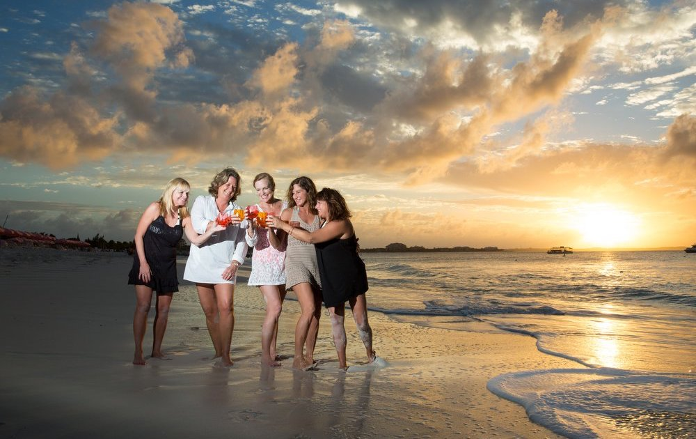 Destination Wedding Fun in Turks and Caicos
