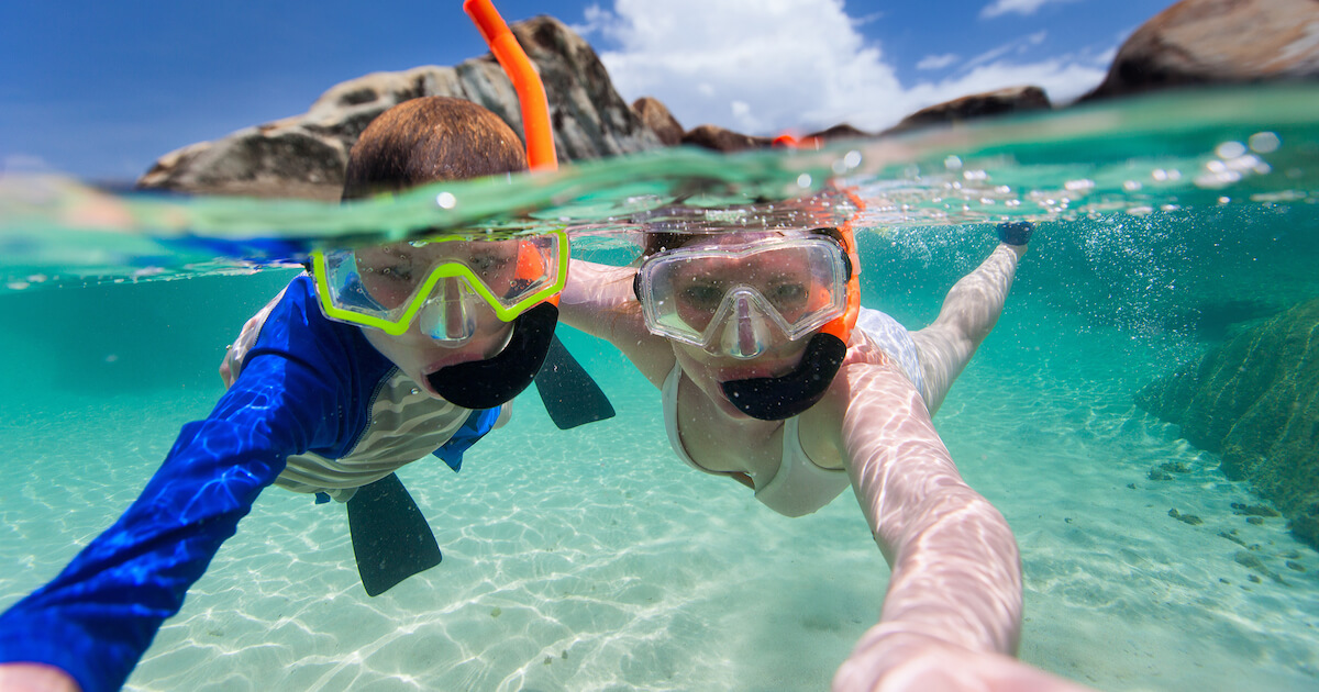 The variety of things to do, see and explore make a family trip to Turks and Caicos the best Christmas vacation idea.