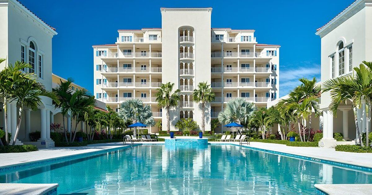 The Venetian on Grace Bay in Turks and Caicos