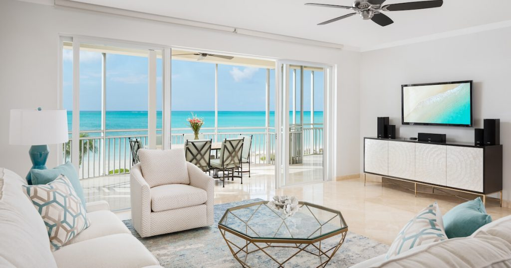 Suite 302 at The Venetian Resort on Grace Bay Beach
