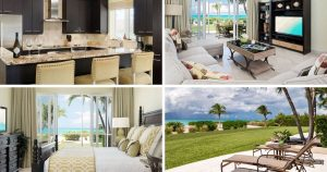 Suites at The Venetian Resort on Grace Bay Beach in Turks and Caicos